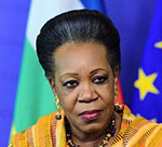 H.E. Catherine Samba-Panza, former interim President