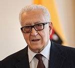 Amb. Lakhdar Brahimi