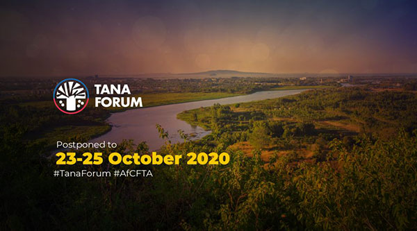 Postponement of the 9th Tana Forum