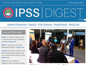 IPSS at the Paris Peace Forum | New policy briefs