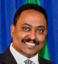 H.E. Dr Workneh Gebeyehu