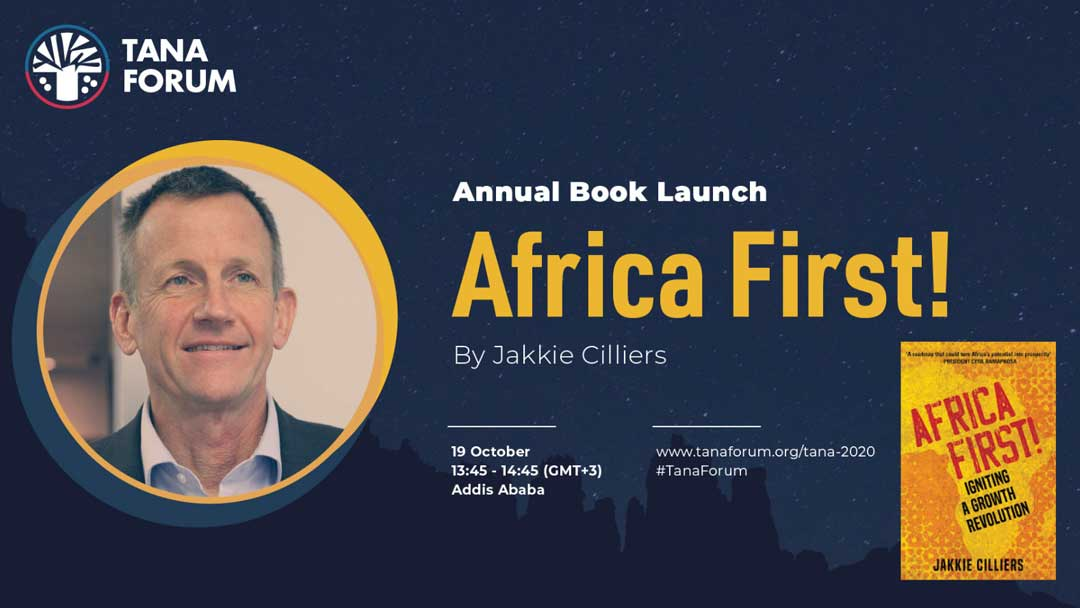 The 2020 Tana Forum book selection puts Africa where it should be, first
