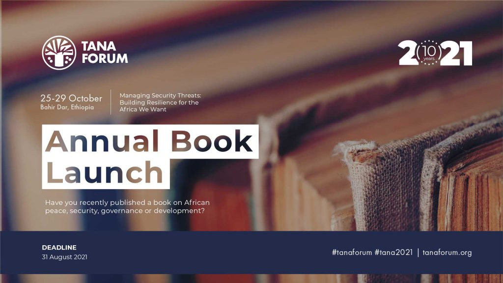 Call for submissions: Annual book launch
